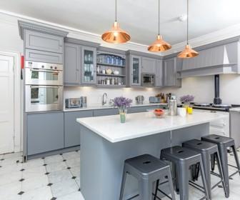 Fronty kuchenne: mat czy lakier?